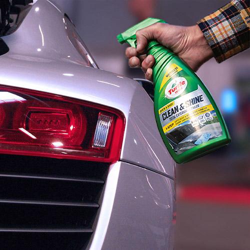 Πλύσιμο γυάλισμα αυτοκινήτου