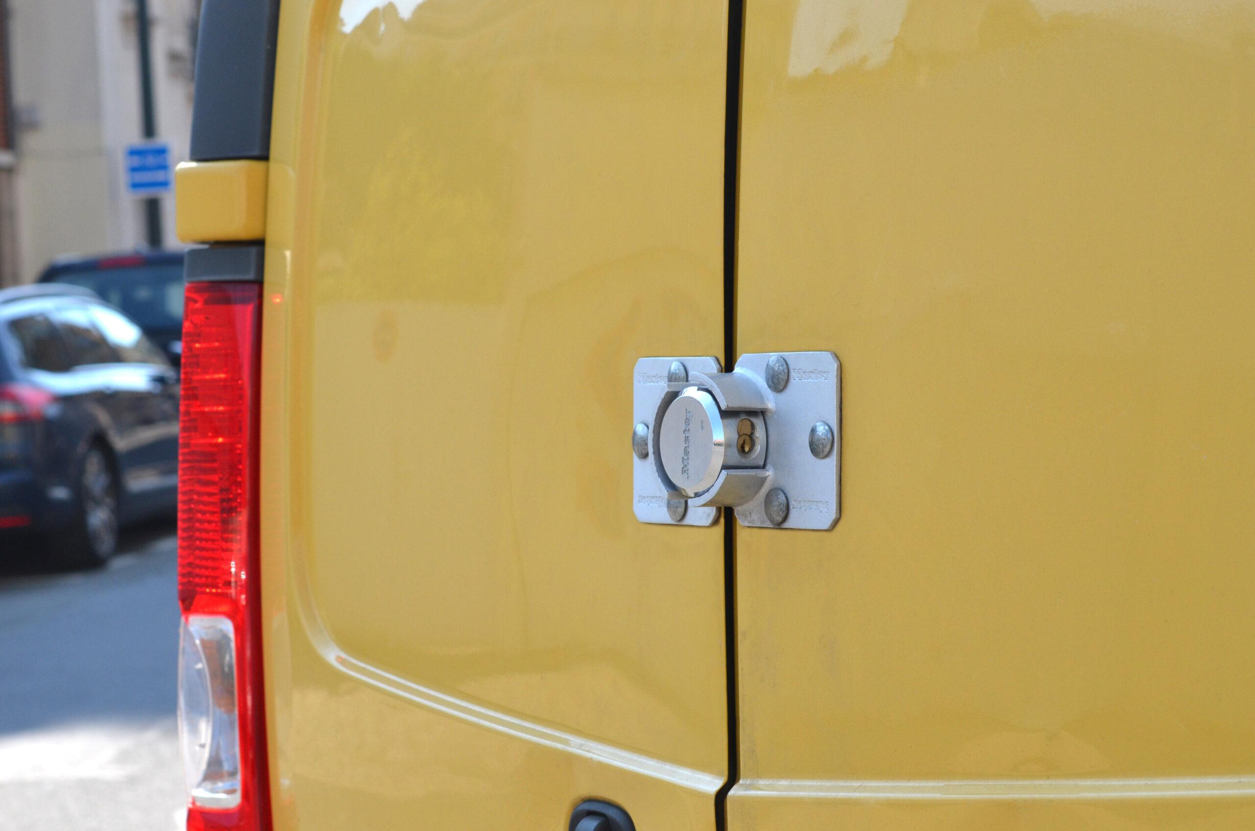 κλειδαριά φορτηγού υψίστης ασφάλειας