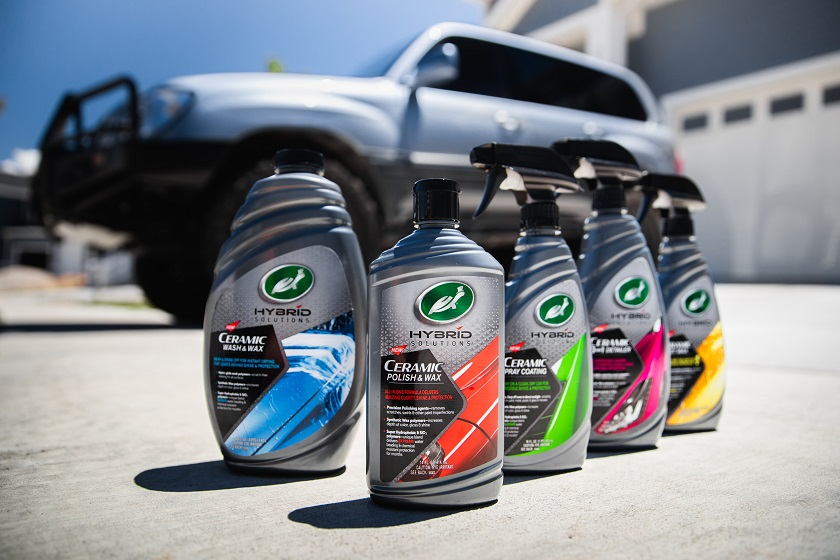 Turtle Wax Hybrid Solutions